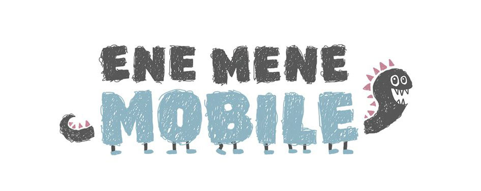 Ene Mene Mobile Blog Logo